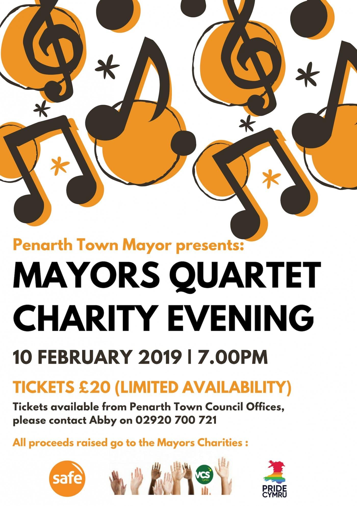 35b5d04c7dc4fe Mayors Quartet Charity Evening 10th February 2019 ...